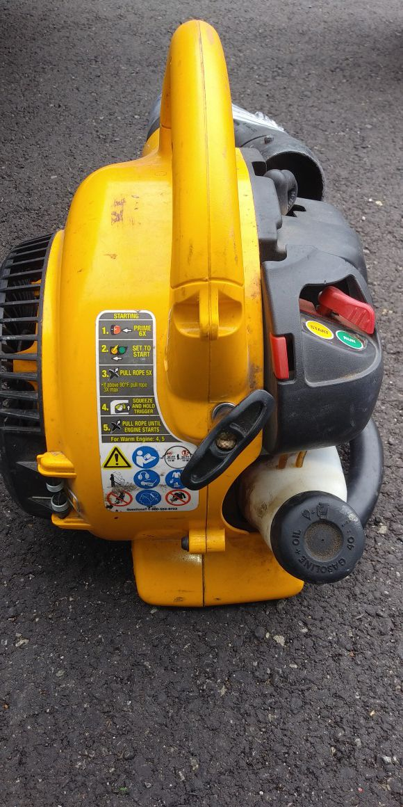 Leaf Blower Poulan Pro 55cc For Sale In Reno Nv Offerup