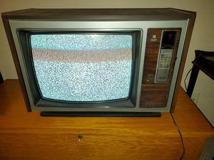 "Panasonic Vintage 19"" Color TV with Remote for Sale in Farmington Hills, MI"