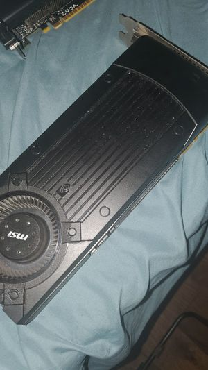 Msi GTX 670 for Sale in The Bronx, NY