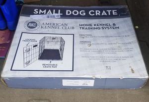 American Kennel Club Small dog crate for Sale in Nashville, TN