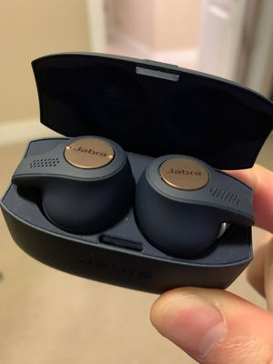 Jabra Elite Active 65T Wireless Bluetooth Earbuds for Sale in Redmond, WA