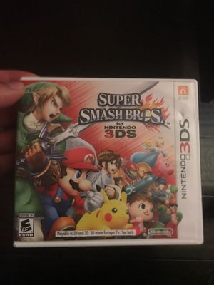 Super Smash Bros 3 DS for Sale in Las Vegas, NV