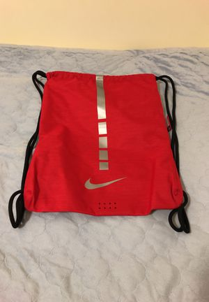 Nike Hoops Elite Basketball Gym Sack for Sale in Queens, NY