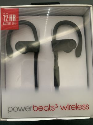 Power Beats 3 wireless for Sale in San Diego, CA