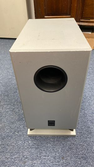 Onkyo Powered Subwoofer Home Theatre for Sale in Spring, TX