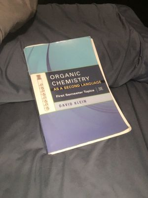 Organic Chemistry Book for Sale in Fort Myers, FL
