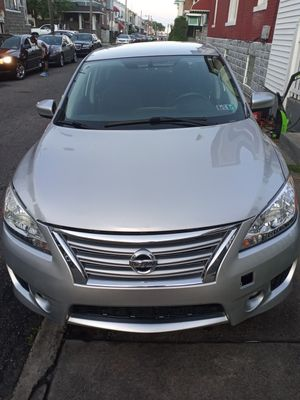 2014 NISSAN SENTRA ONLY 65,000 MILES. PUSH BUTTON START, BACK UP CAMERA, RUNS LIKE NEW!! EVERYTHING WORKS! for Sale in Philadelphia, PA