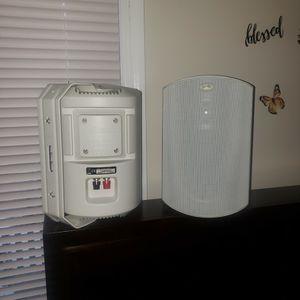 Polk Audio Indoor Outdoor Atrium 6 Speakers. for Sale in Wanaque, NJ