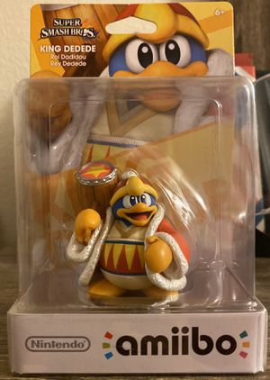 Amiibo King Dedede for Sale in Corona, CA
