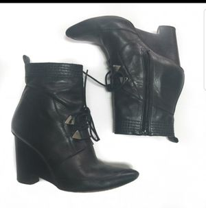 Derek Lam Crosby Wedge Boots 8.5 for Sale in Atlanta, GA
