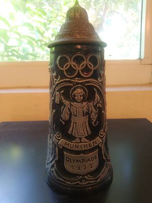 VINTAGE,1972 Olympic Munchen Stein! for Sale in Miami, FL