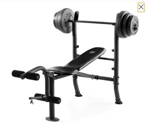 Golds Gym Weight Bench for Sale in Spring, TX