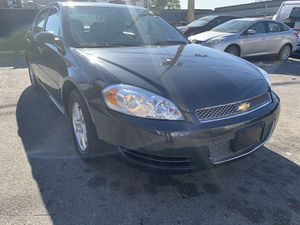 2015 Chevy Impala Limited for Sale in Jersey City, NJ