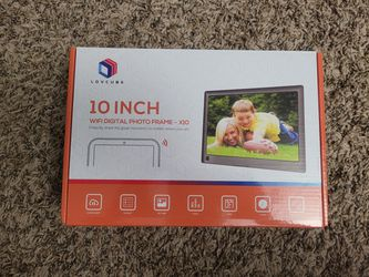 Digital Photo Frame 10inch for Sale in Columbus,  OH