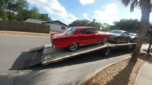 2001 SCOTT TRAIL 3 CAR HAULER for Sale in Orlando, FL