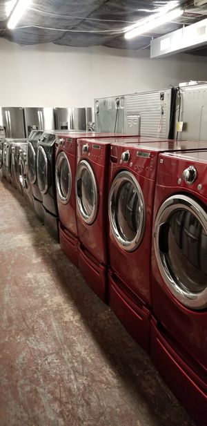 Refrigerators washers and dryers for Sale in San Antonio, TX