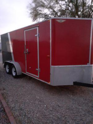 Enclosed trailer 7 x 16 plus. Nose for Sale in Mesa, AZ