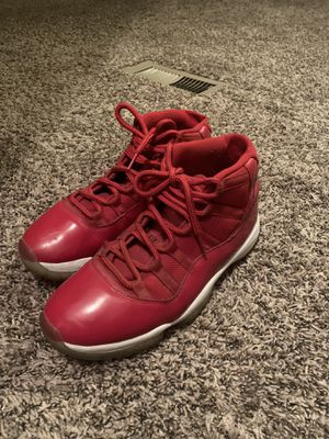 Jordan retro 11 win like 96's. for Sale in Benzonia, MI