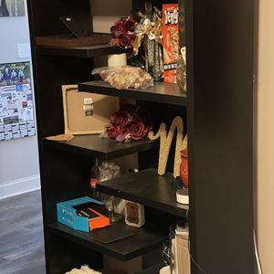 Black Bookshelf for Sale in Angier, NC