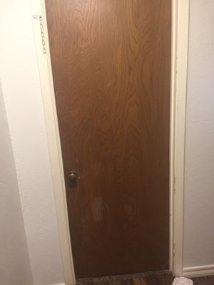 "Door 30""*79.2"" for Sale in Bethany, OK"
