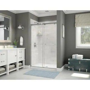 """48"""" sliding shower door brand new in the box for Sale in Durham, NC"""