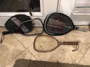 Racket ball? Tennis? for Sale in College Station, TX