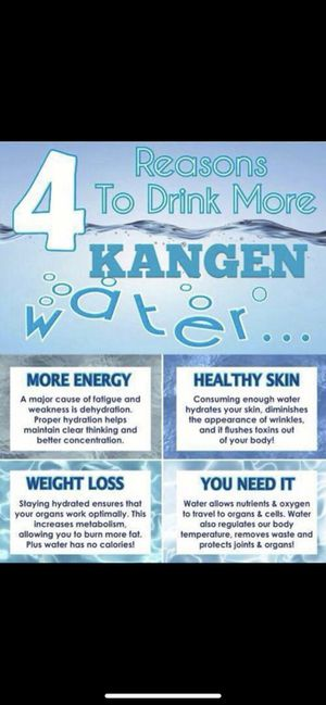 2 free gallons of Kangen water for Sale in Los Angeles, CA