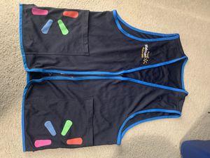 New Walmart Vests, Mask, & Badge Clip for Sale in Lawrenceville, GA