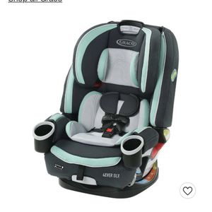 Brand new Graco 4Ever DLX 4 in 1 Convertible car seat!!👧👶 for Sale in Las Vegas, NV