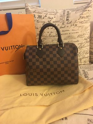Guarantee Authentic Louis Vuitton Speedy 25 Bag for Sale in Riverside, CA