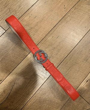 Exclusive Gucci Belt for Sale in Baltimore, MD