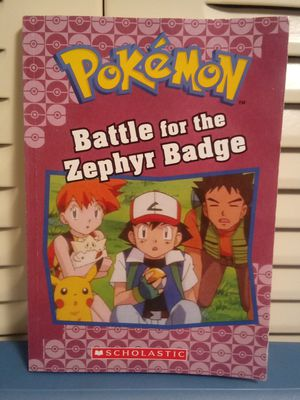 POKEMON BATTLE FOR THE ZEPHYR BADGE for Sale in TWN N CNTRY, FL