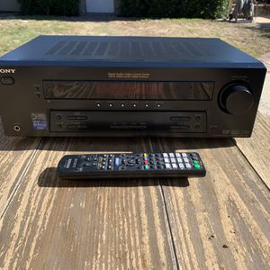 Sony STR-K750P 5.1 Channel AV Surround Sound Receiver - Tested And Works - Includes Remote for Sale in Beverly Hills, CA