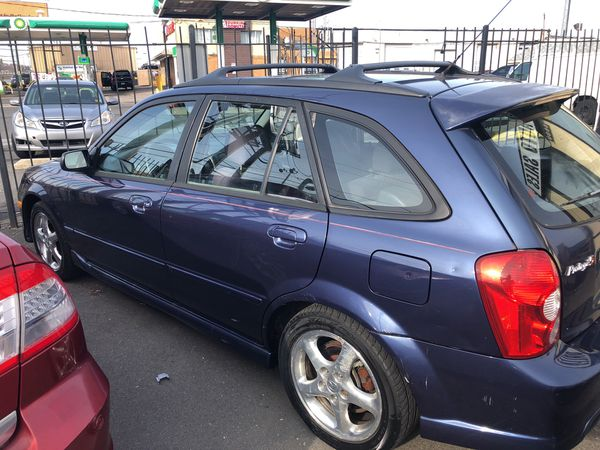 JUST IN, 2002 Mazda Protege5,4DR,Wagon, Hatchback,4Cyl,2.0L,RoofRack, Reliable,