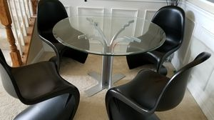 Dining Room Set Table and 4 Chairs! for Sale in Rockville, MD