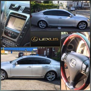 2007 LEXUS GS 450h luxury sedan. #Loaded for Sale in Baltimore, MD