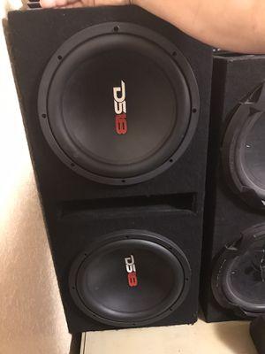 Ds18 speakers for Sale in Auburndale, FL