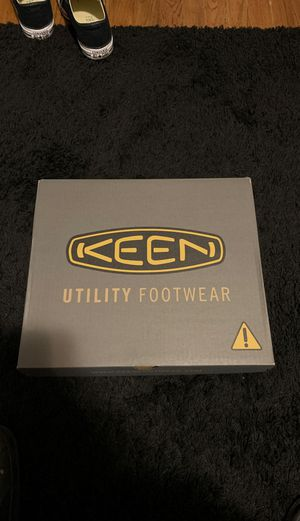 Men's 11.5 Keen work boot for Sale in Portland, OR