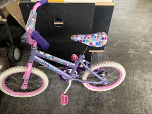 HUFFY kids bike. Hardly ever used and in great shape for Sale in Newcastle, WA
