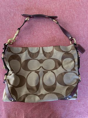 Real Coach Bag for Sale in Brookfield, WI