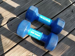 Pair of York Fitbells for Sale in Weston, MA