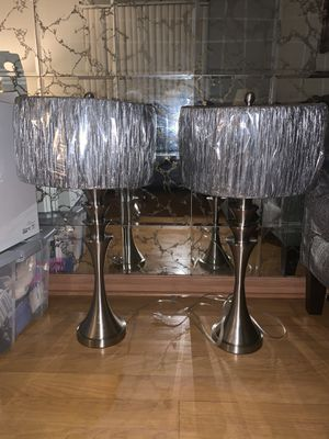 Silver Lamps for Sale in Maryland Heights, MO