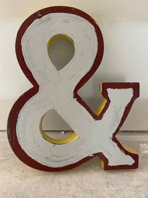 """&"" for Sale in Greenville, SC"