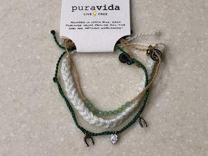 Pura Vida - 3 NEW bracelets for Sale in Renton, WA