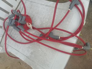 Msd cap an super conducter wires for Sale in Mount Joy, PA