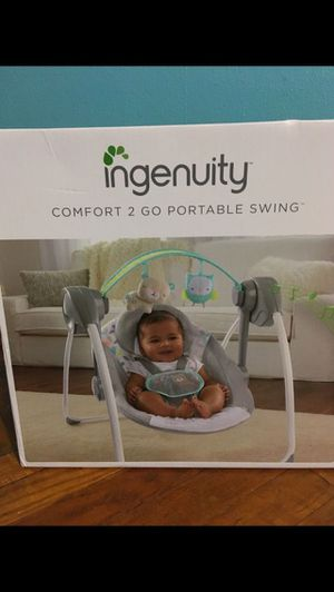 Portable swing for babies for Sale in Philadelphia, PA