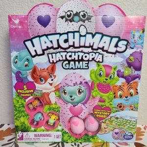 NEW Hatchimals Hatchtopia board game mystery eggs for Sale in Phoenix, AZ