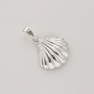 Seashell Pendant Sterling Silver 925 stamped for Sale in Sterling, VA