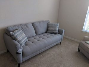 Cardello Couch from Ashley. Like new, barely used. Single owner. for Sale in Lehigh Acres, FL