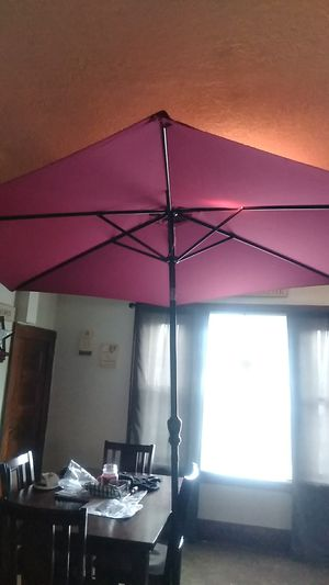 Outdoor umbrella for Sale in Newark, OH